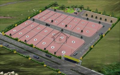 Wafi Citi Housing Scheme,10 Marla - Plot #10 For Sale In Block Ff