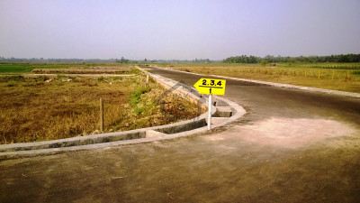 Blue Area-5.69 Kanal-plot for sale in islamabad