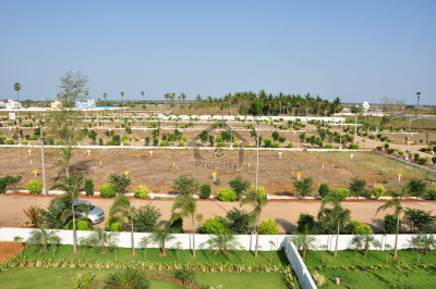 Capital Smart City - 5 Marla Top Class Location Plot Is Available.