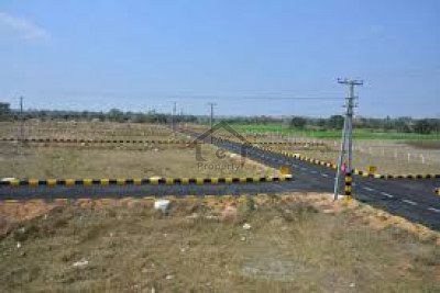 Eden Valley,  - 5.5 Marla - Plot Is Available For Sale ..