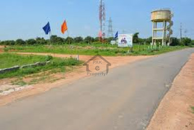 DHA City - Sector 12,- 1 Kanal - plot for sale..