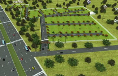 DHA City - Sector 5 - 1 Kanal -  Plot For Sale.