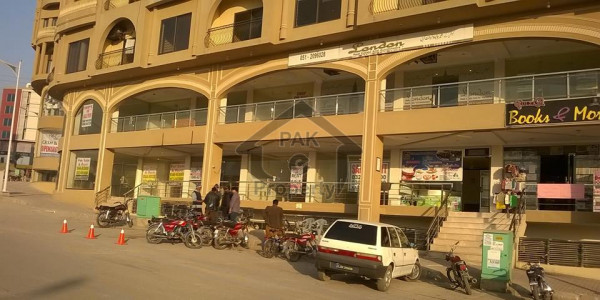 Office/Shop Available for Rent in Civic Center Bahria Town Rawalpindi