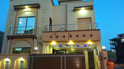 Park Face 7 Marla Double Unit House For Rent in Abubaker Block Bahria town Rawalpindi