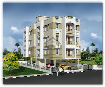 Bahria Spring North, 4 Marla - 2 Bed Flat For Sale..