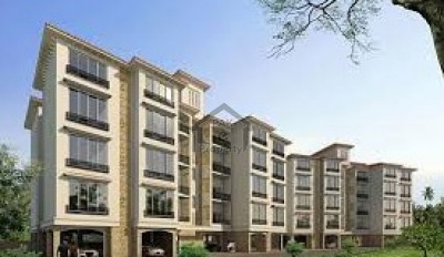 Bahria Town Phase 4, - 4.1 Marla - 1 Bed Flat Is Available For Sale.