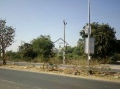 New City Phase 2, -Y Block 5 Marla Residential Plot For Sale .