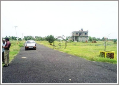 Airport Housing Society, 5.5 Marla- Plot Is Available For Sale