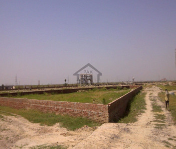 Airport Housing Society - Sector 4, - 5 Marla-Plot Is Available For Sale in Block G