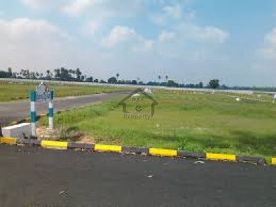 Airport Housing Society - Sector 4, - 9.3 Marla Plot Is Available For Sale in Block C