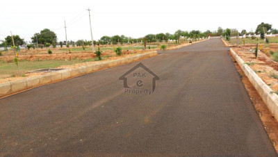 Airport Housing Society - Sector 4, -10 Marla-Plot Is Available For Sale in Block F