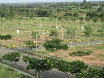 Bahria Town Phase 4,- 1 Kanal- Plot Is Available For Sale