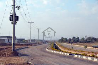 DHA City - Sector 3,- 1 Kanal-  Plot  For Sale .