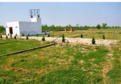 DHA City - 8 Marla - Plot For Sale.