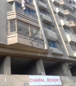1600 Sq Ft Sea facing Flat Is Available For Rent, Chapel Resort , Clifton Block 1 , Karachi.