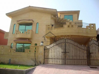 G-11/3,-  1 Kanal- House Is Available For Sale  ( Extra Land)