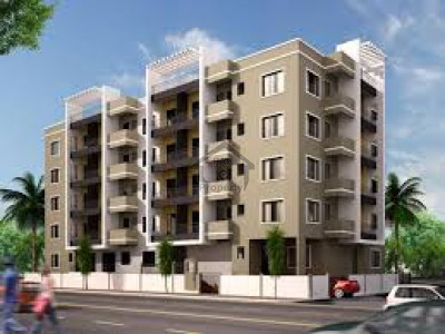 DHA Phase 8, -17.8 Marla - Flat With 4 Bed Rooms & D/D For Sale..