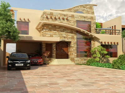 Bahria Town Phase 4, 10 Marla- House For Sale In Rawalpindi..