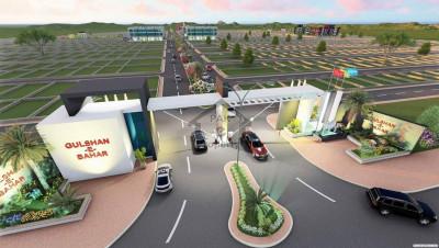 gulshan e bahar pvt ltd near new islamabad international airport