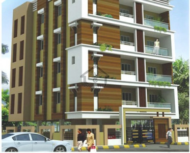Bahria Town Phase 1, - 4.8 Marla - Flat Is Available For Sale..