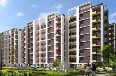 Bahria Business Square, - 3.2 Marla - Apartment For Sale