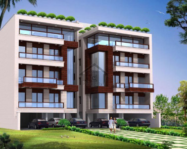 Bahria Business Square, - 7.1 Marla- Apartment For Sale