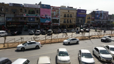 Space for Rent in F-10 Markaz Main Road