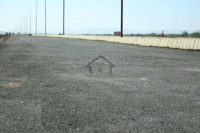 Omega Residencia, -4 Marla - plot  for sale on easy installment.