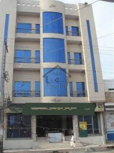 Bahria Town - Block AA, - 2 Marla - Commercial Plaza Is Available For Sale