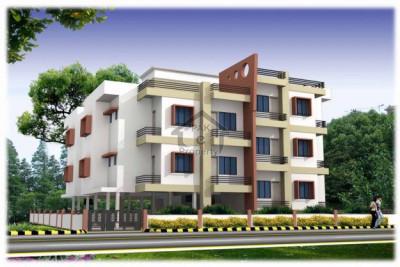 Bahria Town Phase 8 - Awami Villas 5, - 5 Marla Flat For Sale..