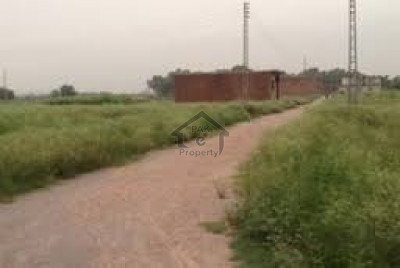 Bahria Greens - Overseas Enclave - Sector 1, -1 Kanal - plot for sale.