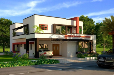 DHA Phase 6,-1 Kanal - Bungalow For Sale.