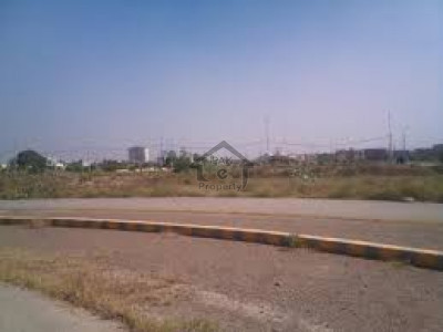 Bahria Town Phase 8 - Block H, - 10 Marla - Plot Is Available For Sale