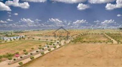 Lake City - Sector M-2A, - 10 Marla - Plot for sale..