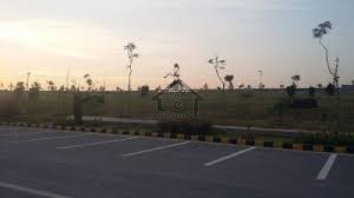 Lake City - Sector M-8, - 5 Marla -  Plot For Sale.