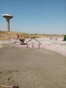 Lake City - Sector M-8, - 7 Marla -  Plot For Sale.