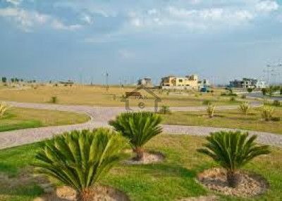 Lake City - Sector M-5, -10 Marla - Residential Plot For Sale.