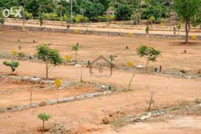 Lake City - Sector M-5, -10 Marla - Plot Available For Sale.