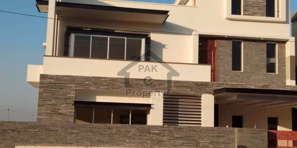 1 Kanal House for Sale in Phase G, DHA II, Rawalpindi, Islamabad