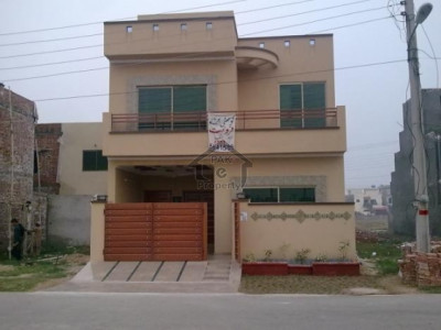 Bahria Town, - 5. 5 Marla  - Corner House For Sale .