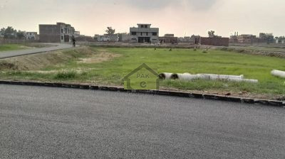 Sangar Housing Scheme - Phase 3, - 2 Kanal - Plot No 5 For Sale .