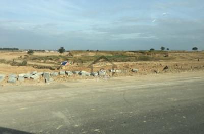 New Town, - 1 Kanal - plot  For Sale.