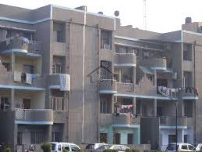Askari 11, - 10 Marla - Flat Is Available For Sale .