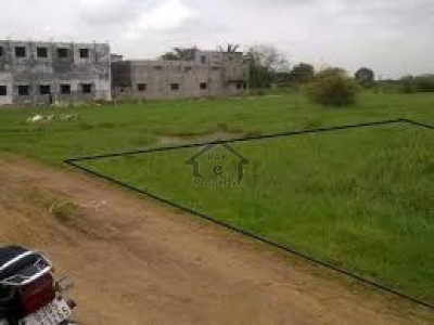 DHA Phase 6, - 8 Marla - Commercial Plot Is Available for Sale .