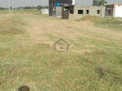 DHA Phase 9 Prism - Block B, -1 Kanal - Plot available For Sale