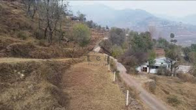 Jinnahabad, - 7 Marla - Plot Is Available For Sale  In Abbottabad .
