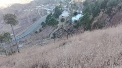Jinnahabad, - 6 Marla - Commercial Plot Is Available For Sale  In Abbottabad .