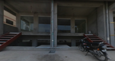 Triple storey new build corner commercial plaza for sale in ghauri town Islamabad.
