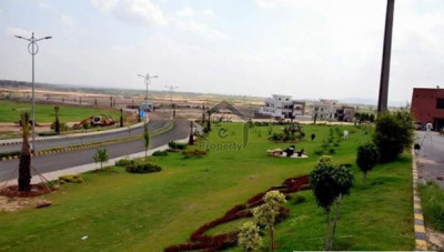 Bahria Enclave, - 10 Marla - Plot For Sale in Islamabad .