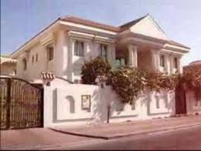 F-8, - 1 Kanal- New Furnished  House For Sale In  Islamabad .